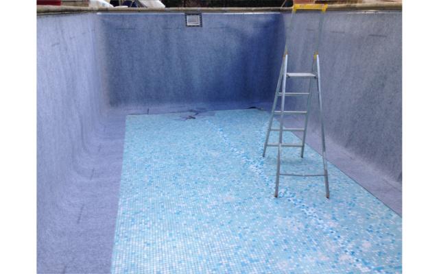 Sps piscine chantiers entretient piscine 06 et 83 for Feutre piscine sous liner