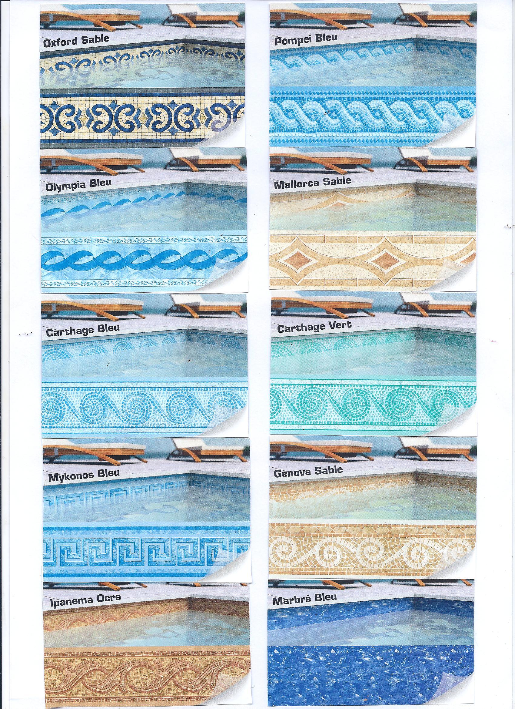 Sps piscine pose et changement de liner piscine alpes for Reparation liner piscine