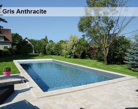 Sps piscine pose et changement de liner piscine alpes for Piscine hors sol gris anthracite